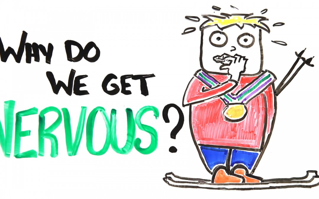 The science of why we get nervous
