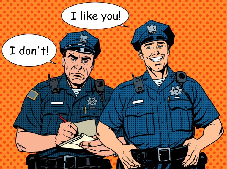 "How to handle the ""Good Cop / Bad Cop"" interview routine"