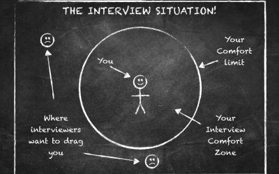 How to stay in your Interview Comfort Zone